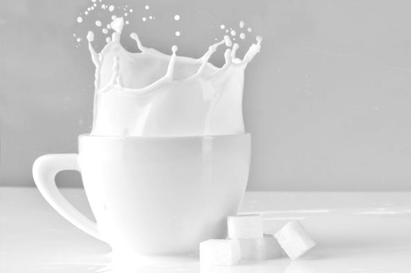 Színes egészség - fehér, mint a tej