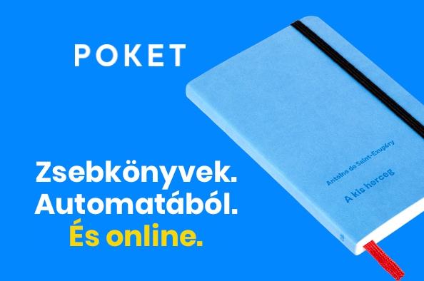 Gyönyörű versek és nagyszerű könyvek – kétéves a Pocket Zsebkönyvek