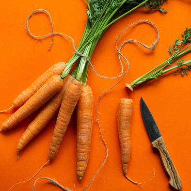 Erősíti az immunrendszert és csökkenti a vérnyomást a sárgarépa levele